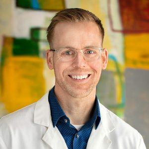 Headshot of Doctor Todd Brittain