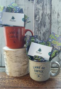 Win coffee gift cards